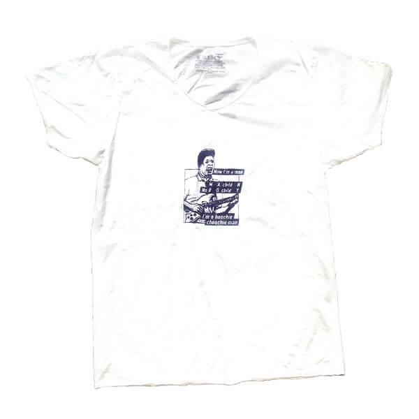 OMG T-shirts #001 白色